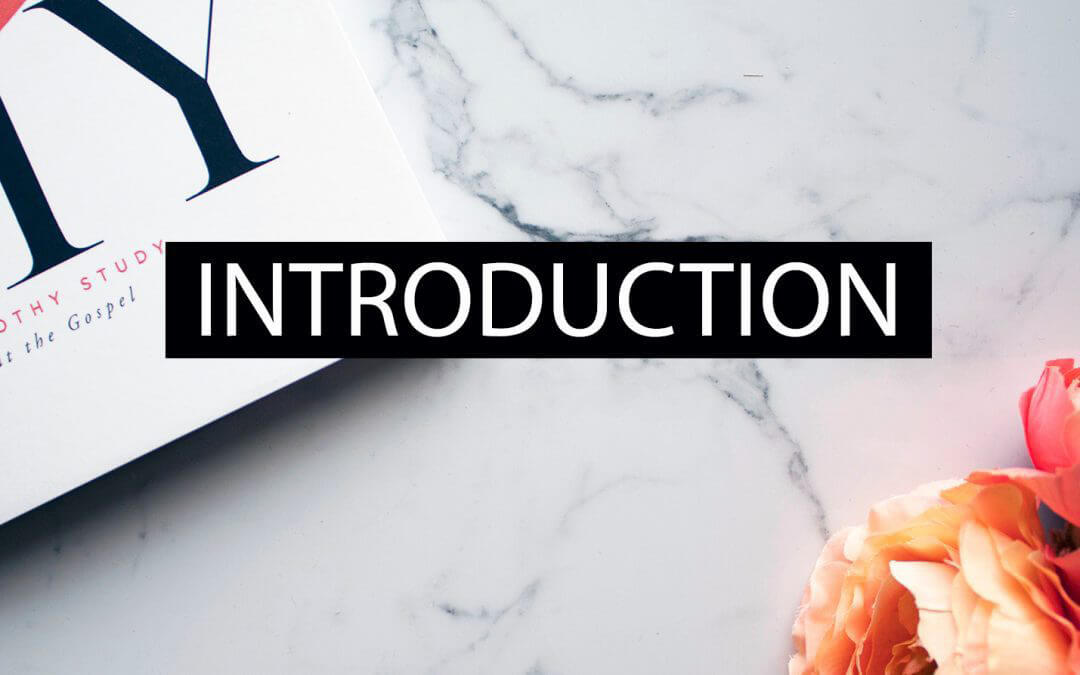 1st & 2nd Timothy Introduction