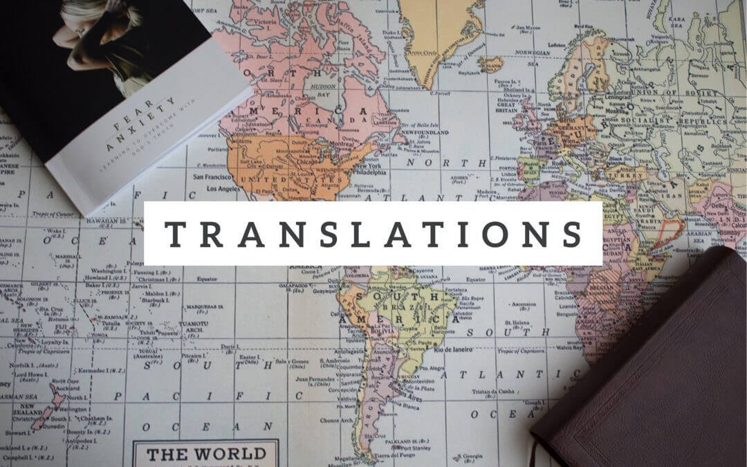 19 Translations And Counting!!!