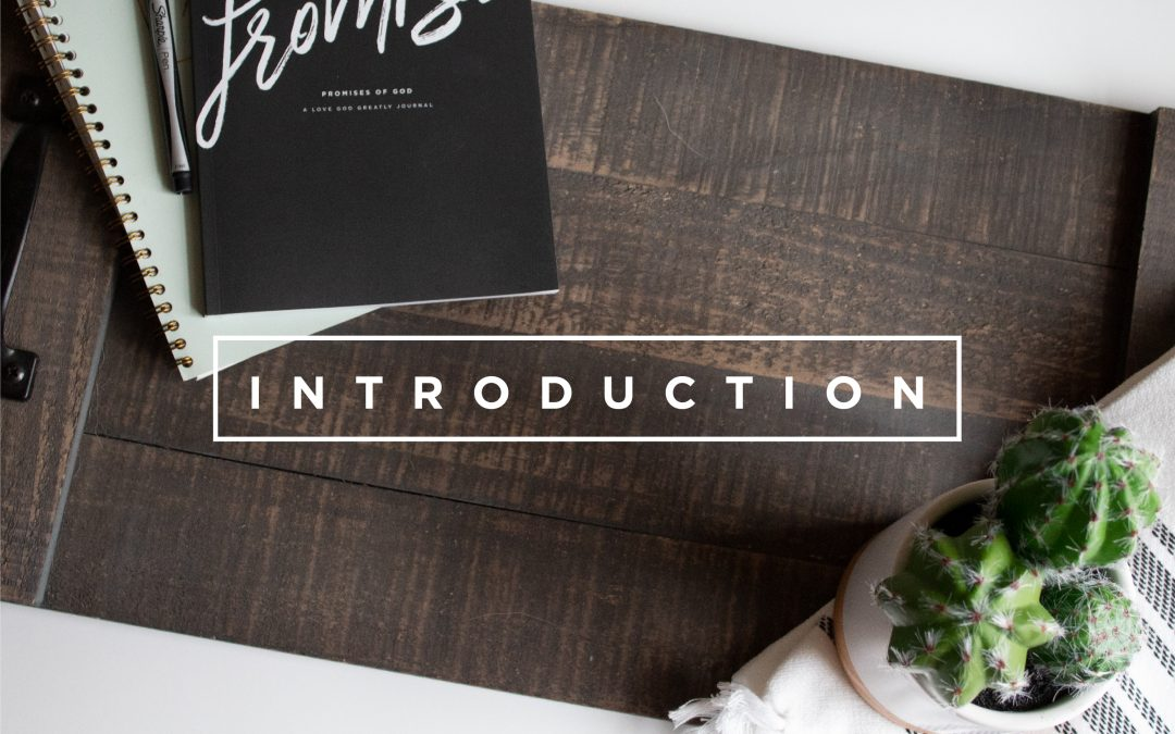 Introduction to Promises of God