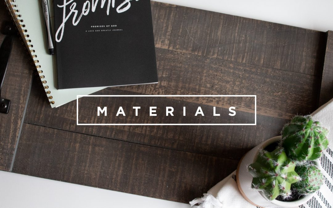 Promises of God Materials Now Available!