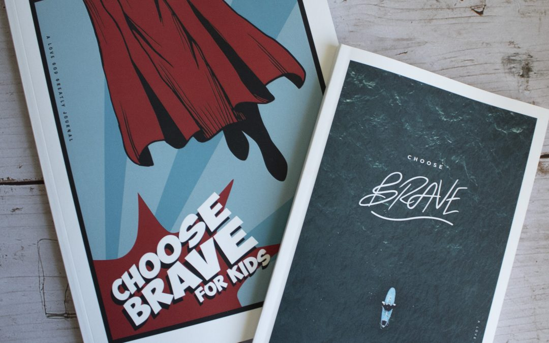 Our next study: Choose Brave begins on January 7th! Join us!