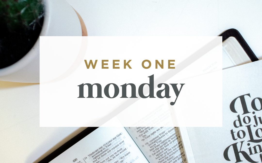 (Week 1) Lord Over All