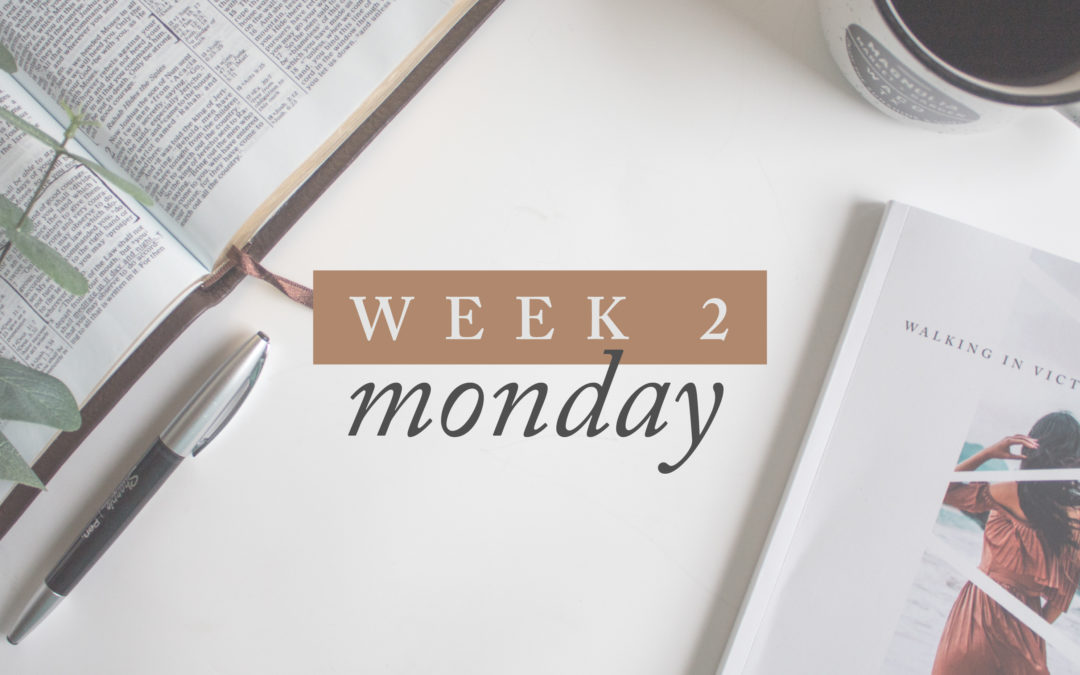 (Week 2) God's Mighty Hand in Every Season