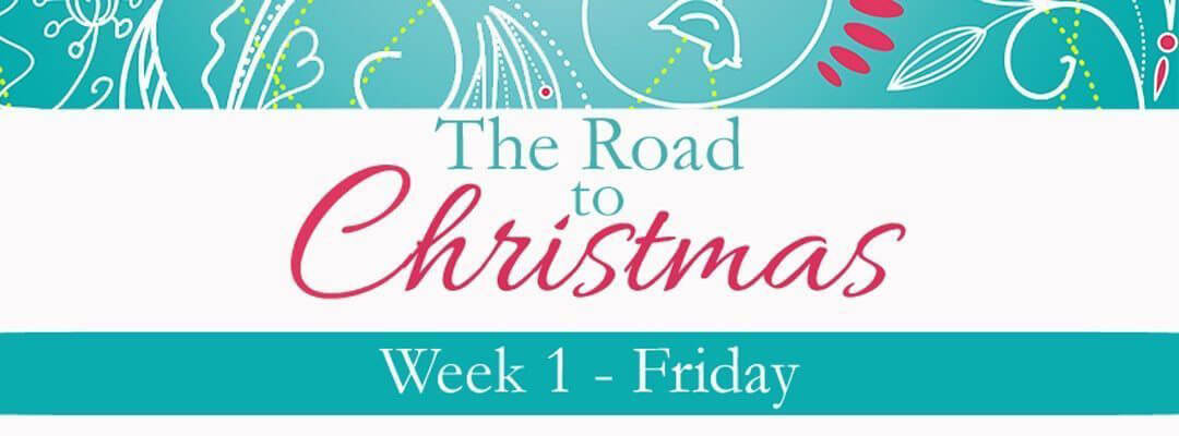{The Road to Christmas} The Journey from Shame to Glory