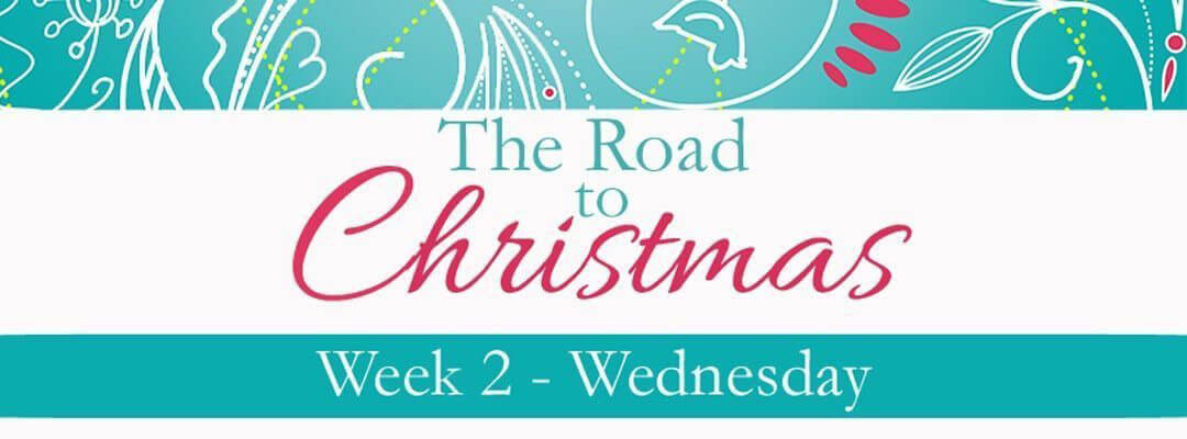 {The Road to Christmas} Week 2~ Because it's not too late to change…