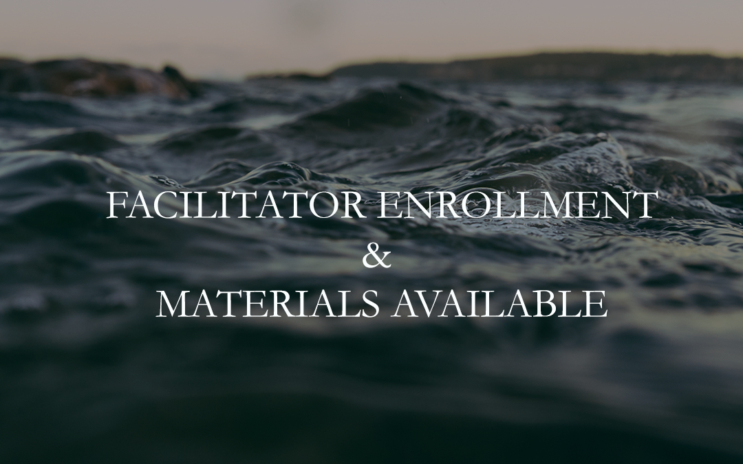 Facilitator Enrollment & Materials NOW Available