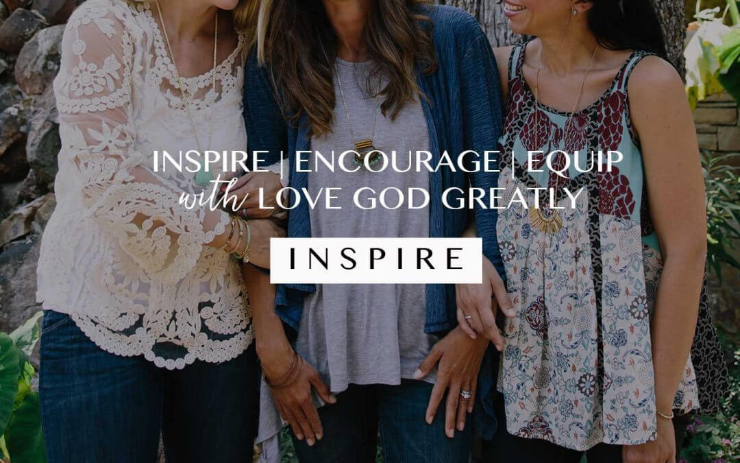 Invite Your Friends & Start A Love God Greatly Group Today!