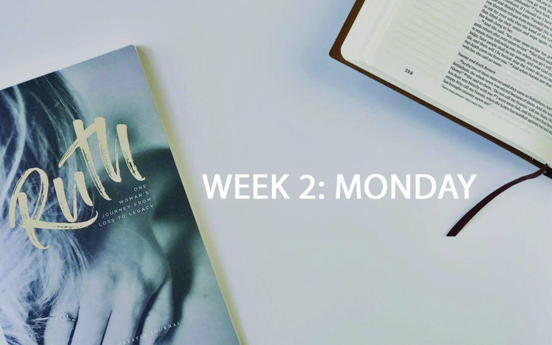 Week 2: The Sovereign God Who Goes Before Us