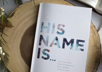 His Name Is…