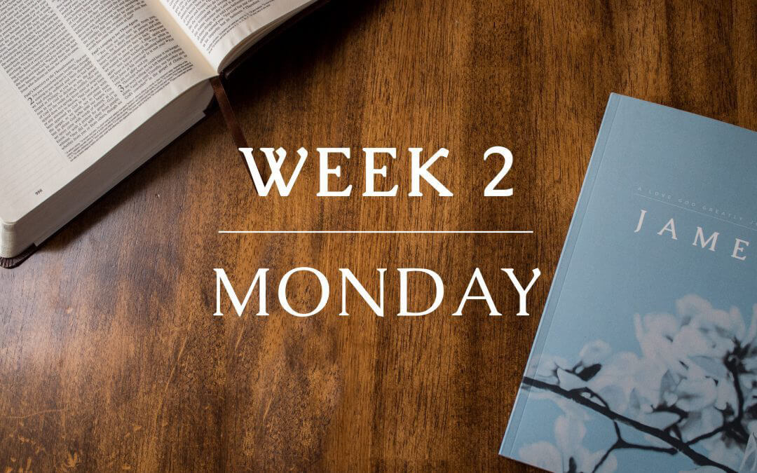 Week 2 – Planting Truth in Our Hearts