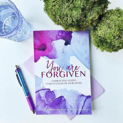 You Are Forgiven Journal