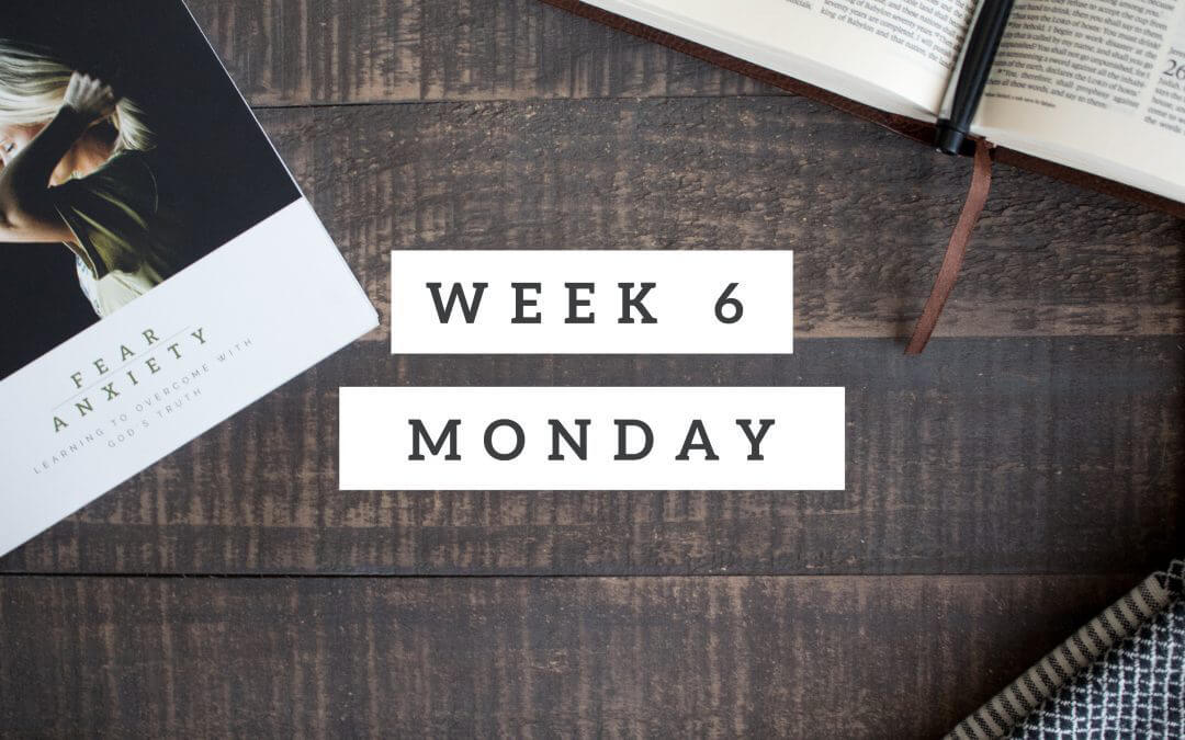 Week 6 – And After You Have Done Everything… STAND