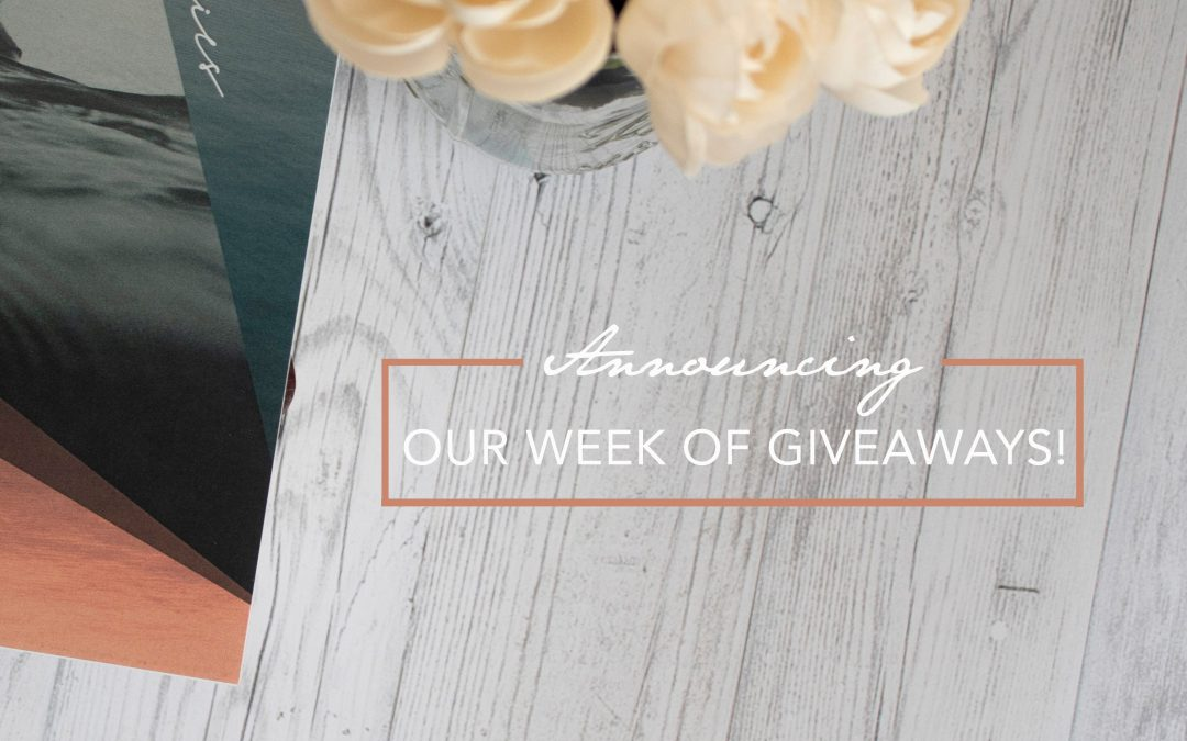 Our Week Of Truth Over Lies Giveaways!