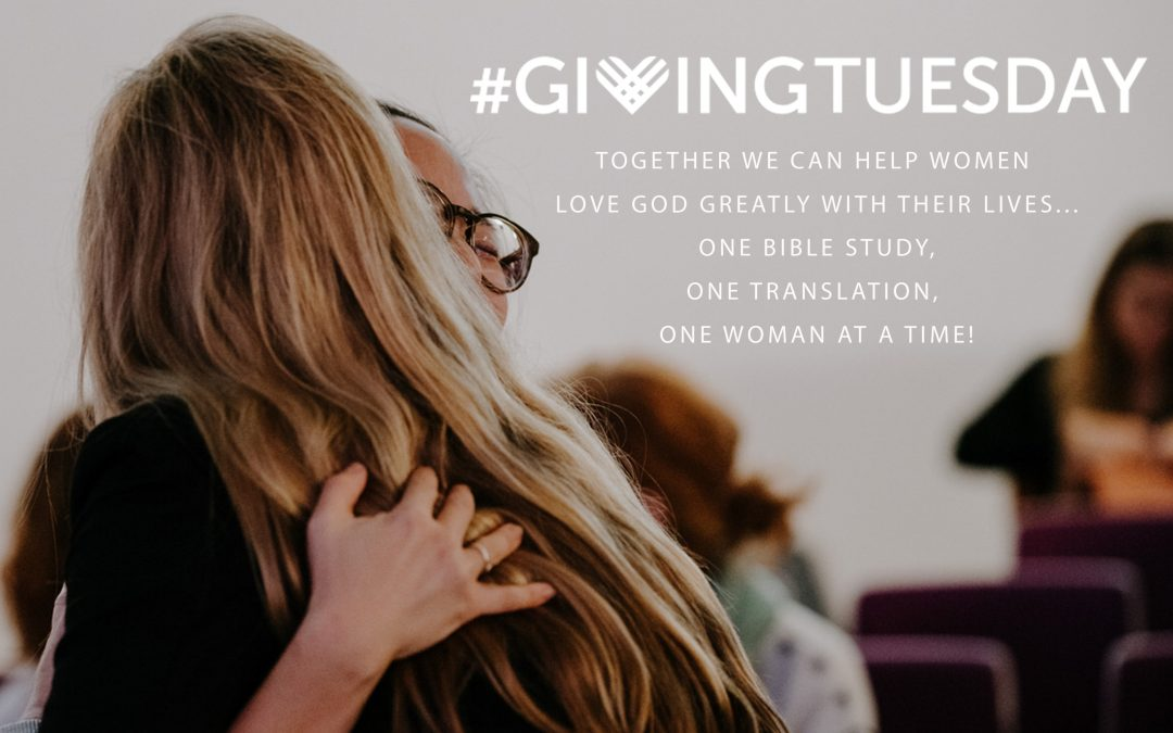 TODAY is #GivingTuesday…Every Dollar Counts!