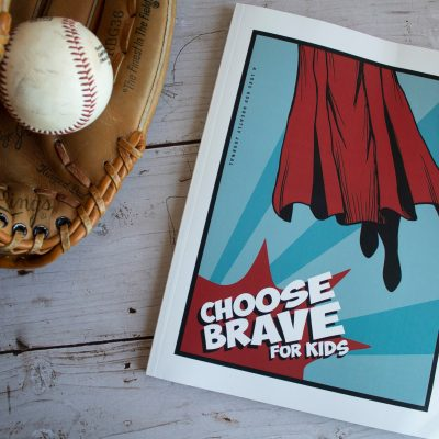 Choose Brave Kids Study Journal